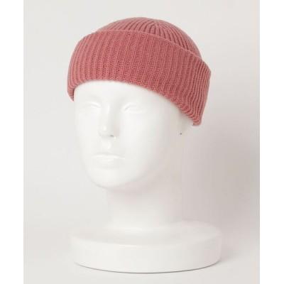 SAWINTO / MERINO CUFF / メリノカフ MEN 帽子 > ハット