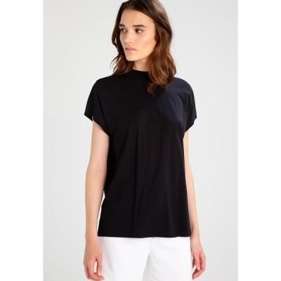 ウィークデイ Tシャツ レディース トップス PRIME - Basic T-shirt - black