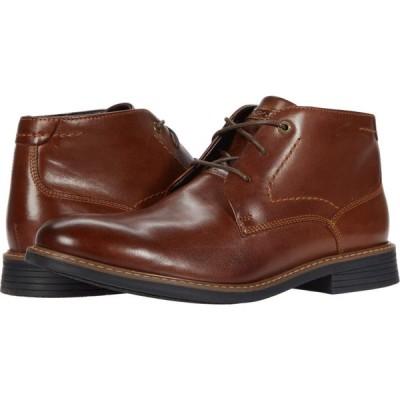 ロックポート Rockport メンズ ブーツ チャッカブーツ シューズ・靴 Tailoring Guide Chukka Dark Brown Leather