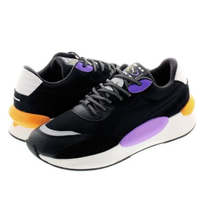 PUMA RS 9.8 GRAVITY プーマ RS 9.8 グラヴィティ BLACK/PURPLE GLIMMER 370370-01