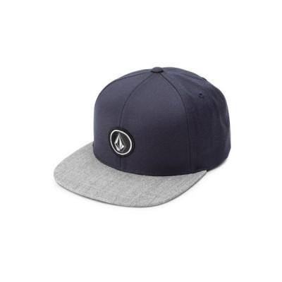H.L.N.A / 【VOLCOM】Quarter Snap Back Hat MEN 帽子 > キャップ