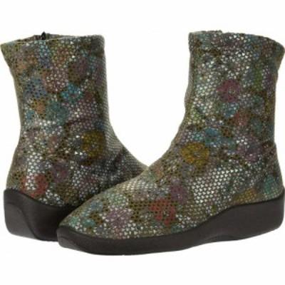 アルコペディコ Arcopedico レディース シューズ・靴 Lux Khaki Vitral