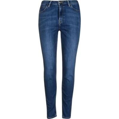 リー Lee Jeans レディース ジーンズ・デニム スキニー ボトムス・パンツ Scarlett High Waist Skinny Jeans DUIW MID