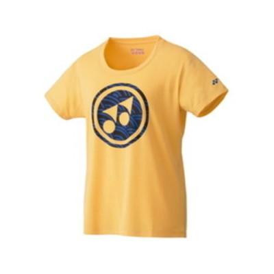 ヨネックス ウィメンズTシャツ(ソフトイエロー・O) YONEX YO-16430-280-O 【返品種別A】