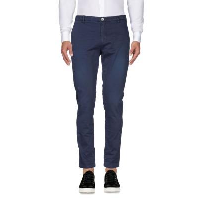 アリーニ AGLINI パンツ ブルー 31 コットン 97% / ポリウレタン 3% パンツ