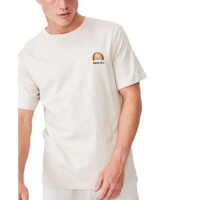 コットンオン メンズ Tシャツ トップス Men's Graphic Art T-shirt
