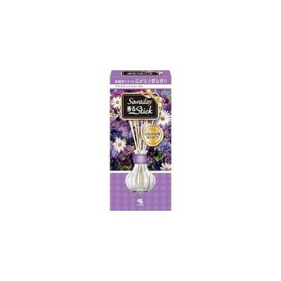 「小林製薬」 サワデー 香るStick 日比谷花壇セレクト 消臭芳香剤 アロマティックフローラル 本体 70mL 「日用品」