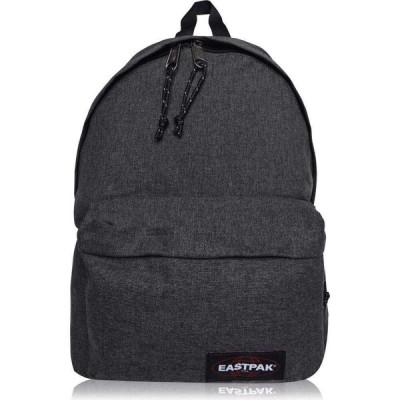 イーストパック Eastpak レディース バックパック・リュック バッグ Padded Pakr Backpack Black Denim H
