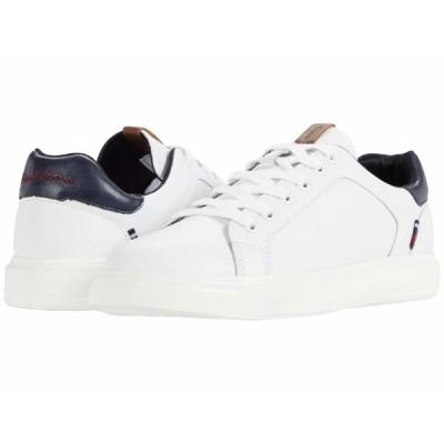 ベンシャーマン スニーカー シューズ メンズ Hardie Trainer White/Navy