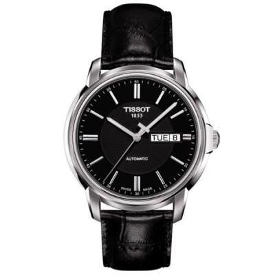 ティソ Tissot 男性用 腕時計 メンズ ウォッチ ブラック T0654301605100