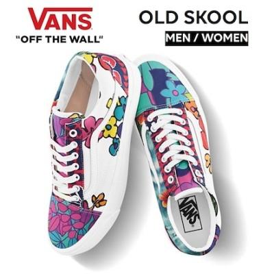 [VANS] バンズ Old Skool 36 DX オールド スクール (Anaheim Factory) Hoffman Fabrics / floral mix VN0A38G219Z