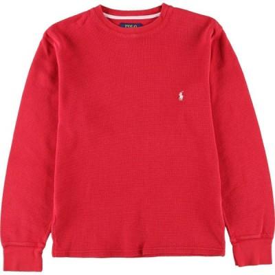 ラルフローレン Ralph Lauren POLO RALPH LAUREN サーマルロングTシャツ メンズS /eaa168921