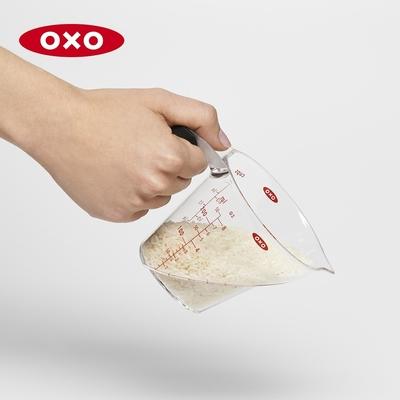 美國OXO-輕鬆看量杯-0.25L