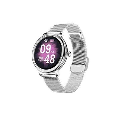 【送料無料】Smart Watch for Women, IP68 Waterproof Smartwatch Fitness Tracker Compatibl