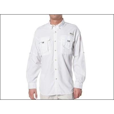 コロンビア シャツ トップス メンズ Bahama II Long Sleeve Shirt White