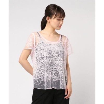 tシャツ Tシャツ SS WAVES BURNOUT TEE