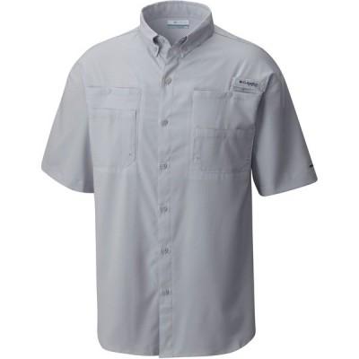 コロンビア シャツ トップス メンズ Columbia Sportswear Men's Tamiami II Shirt Grey Light 01