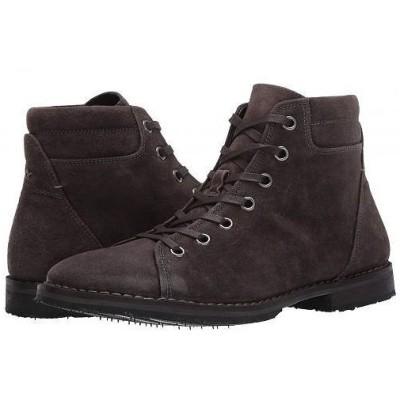 John Varvatos ジョーンバルバトス メンズ 男性用 シューズ 靴 ブーツ レースアップ Portland Monkey Boot - Dark Charcoal