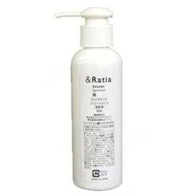 【送料無料】【ポイント1倍】&Ratia アンドラティア業務用ソリューションS140ml
