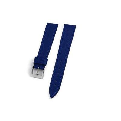 CASSIS[カシス] ゴート(ヤギ革) 時計ベルト NIORT ニオール 18mm ダークブルー 交換用工具付き U10832980610