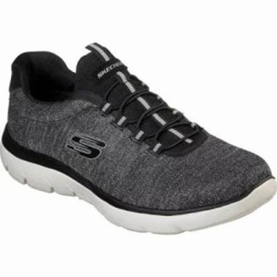 スケッチャーズ スニーカー Summits Forton Training Sneaker Black/White