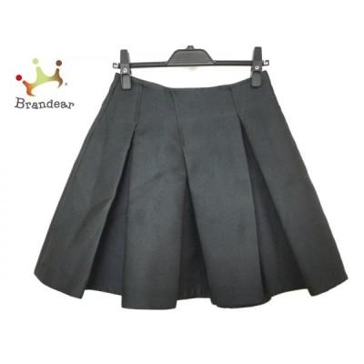 ジルサンダー JILSANDER スカート サイズ32 XS レディース 黒       スペシャル特価 20201031