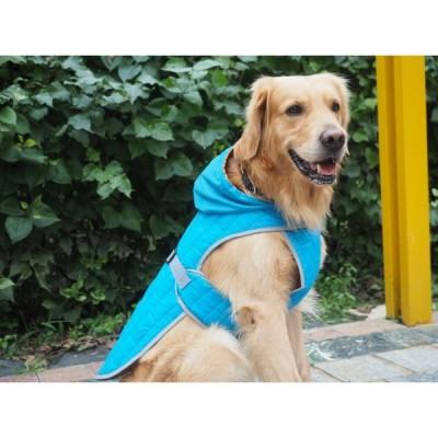 犬 服 犬の服 ペット服 リバーシブル 撥水加工 パーカー ドッグウェア 反射機能付き 選べる3色