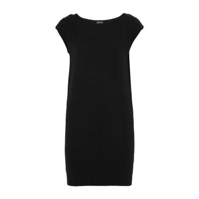 スプレンディド SPLENDID ミニワンピース&ドレス ブラック XS レーヨン 95% / ポリウレタン 5% ミニワンピース&ドレス
