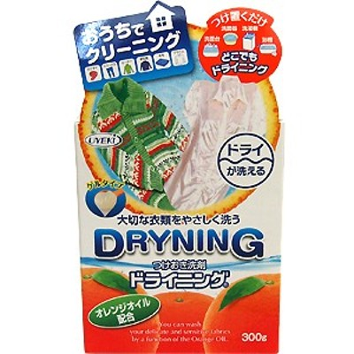 UYEKI ドライニング ゲルタイプ 300g (1327-0103)