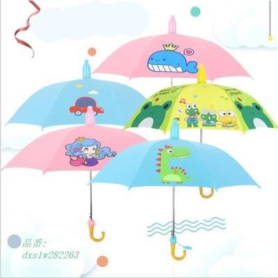傘 子供用 女の子 キッズ 子供 ジュニア 丈夫 おしゃれ 子供傘 長傘 軽量 可愛い 梅雨対策 雨具 小学生