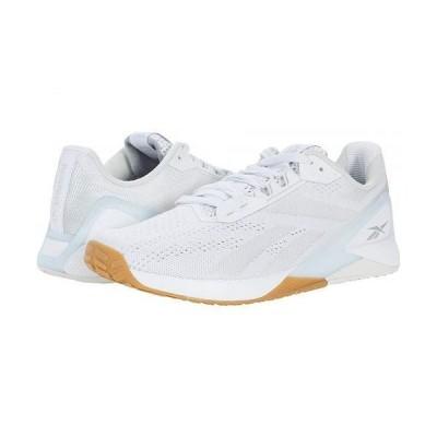 Reebok リーボック レディース 女性用 シューズ 靴 スニーカー 運動靴 Nano X1 - White/Rubber Gum