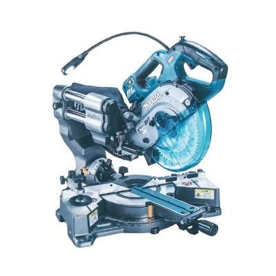充電式スライドマルノコ 【マキタ】 LS001GZ 《40Vmax》 リチウムイオン2.5Ah 165mm (鮫肌チップソー付) 《本体のみ》
