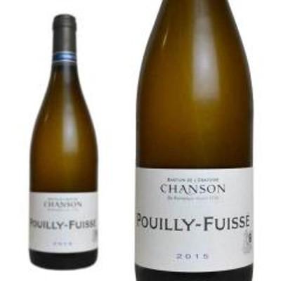 プイィ・フュイッセ 2016年 シャンソン・ペール・エ・フィス 正規 750ml (フランス ブルゴーニュ 白ワイン)