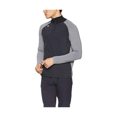 デサントゴルフ セーター DGMMJL03 メンズ ブラック 日本 O (日本サイズ2L相当)