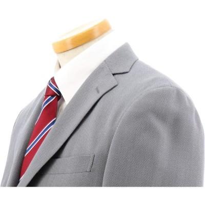 コナカ メンズテーラードジャケット メンズお手入れ簡単テーラードジャケット グレー 日本 A3号 (身長 155-160 ウエスト 76cm