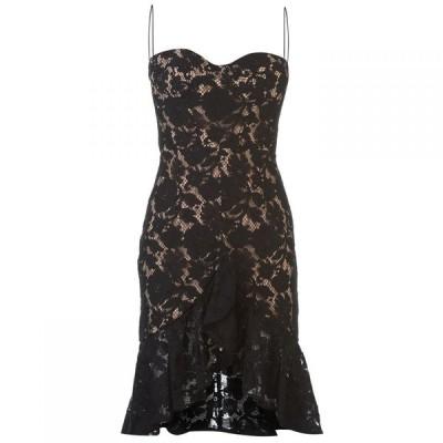 ジャーロ Jarlo レディース ワンピース ワンピース・ドレス Fancy Dress BLACK