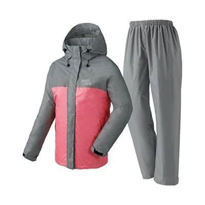 デイジーリプナー(DAISY LIPNER) OVS透湿レインスーツ シンディ (ピンク Medium)