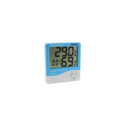 (ブルー) ANENG HTC-1屋内ルームLCD電子温度湿度計デジタル温度計湿度計