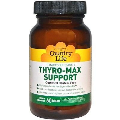 サイロマックス(Thyro-Max)サポート, 6錠