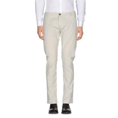 ロイ ロジャース ROŸ ROGER'S パンツ ライトグレー 32 コットン 96% / ポリウレタン 4% パンツ