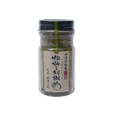 粒 柚子胡椒 青 60g 川津家謹製 ゆずこしょう 川津食品 大分県