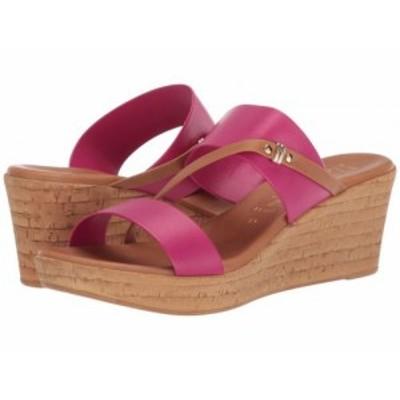 Italian Shoemakers レディース 女性用 シューズ 靴 ヒール Rubena Fuchsia【送料無料】