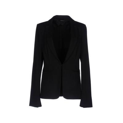 リュー ジョー LIU •JO テーラードジャケット ブラック 48 74% Viloft® 18% ナイロン 8% ポリウレタン テーラードジャケ