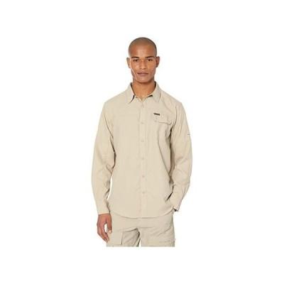 コロンビア Smith Creek Woven Long Sleeve Shirt メンズ シャツ トップス Fossil