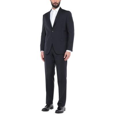RAF MOORE スーツ ダークブルー 58 ウール 100% スーツ