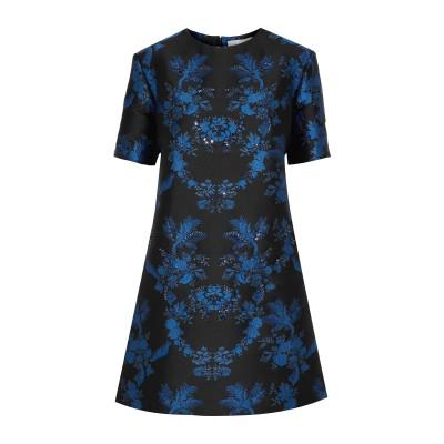 ステラ マッカートニー STELLA McCARTNEY ミニワンピース&ドレス ブラック 42 ポリエステル 100% ミニワンピース&ドレス