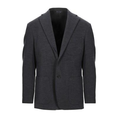 サルトル SARTORE テーラードジャケット 鉛色 52 バージンウール 50% / コットン 50% テーラードジャケット