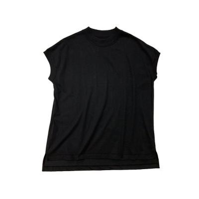 シェルテック SHELTECH レディース フレンチ スリーブ Tシャツ カジュアル 半袖 シャツ