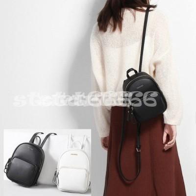 バッグ レディース リュックサック20代 40代 30代  通勤通学 通勤バッグ 旅行やにもシンプルでかわいい ブラックリュックサック2色