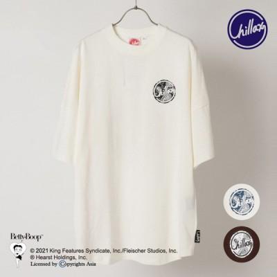 CHILLAX チラックス 半袖Tシャツ 212OO2ST215CL レディース 半袖 Tシャツ II1 C3